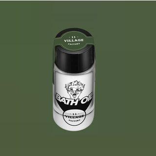 VILLAGE 11 FACTORY - Relax-day Bath Oil 11ml (Green Tea Green) 11ml