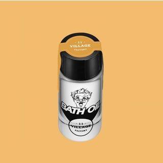 VILLAGE 11 FACTORY - Relax-day Bath Oil 11ml (Citrus Orange) 11ml