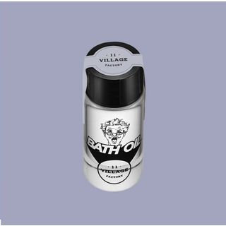 VILLAGE 11 FACTORY - Relax-day Bath Oil 11ml (Lavender Purple) 11ml