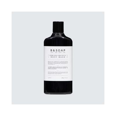 B & SOAP - Peony Something Special Body Wash 400g 400g