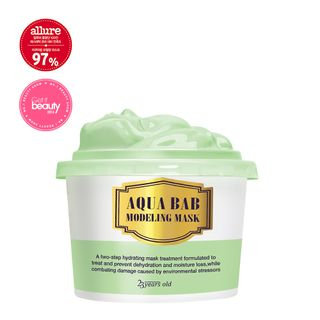 23years old - Aqua Bab Modeling Mask: Essence Gel 50g + Powder 5g 50g + 5g