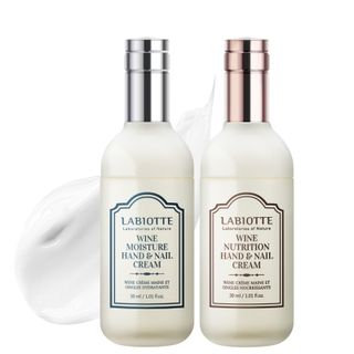 LABIOTTE - Wine Hand & Nail Cream 30ml (2 Types) Nutrition