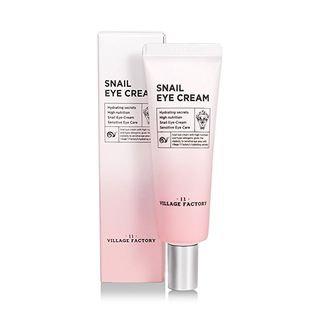 VILLAGE 11 FACTORY - Snail Eye Cream 25ml 25ml