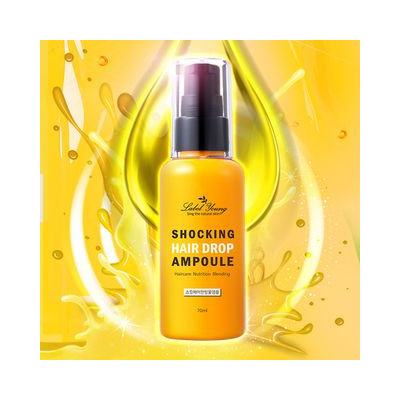 Label Young - Shocking Hair Drop Ampoule 70ml 70ml