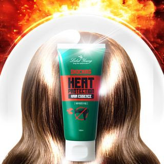 Label Young - Shocking Heat Protection Hair Essence 100ml 100ml