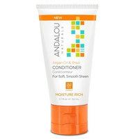 Argan Oil & Shea Conditioner Travel Size Andalou Naturals 1.7 fl oz Liquid