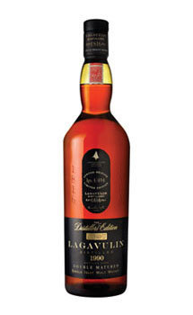 Lagavulin Distillers Edition Islay Single Malt Scotch Whisky
