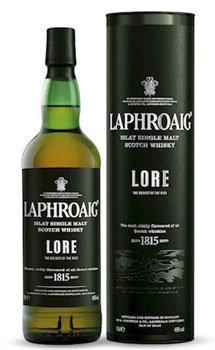 Laphroaig Scotch Single Malt Lore