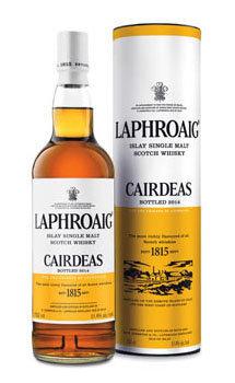 Laphroaig Scotch Single Malt Cairdeas