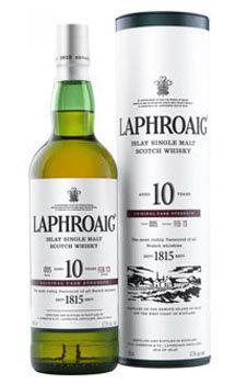 Laphroaig Scotch Single Malt 10 Year Old