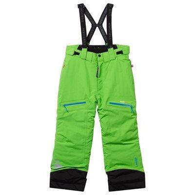 Green Freeride Ski Pants