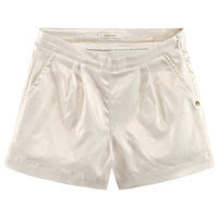 Gold Shimmer Shorts