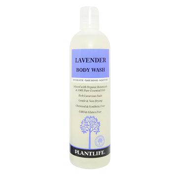 Plantlife Lavender Natural Body Wash - 14 fl oz