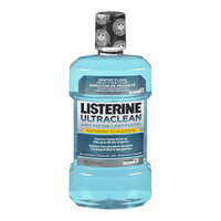 Listerine UltraClean Anti-Tartar Mouthwash