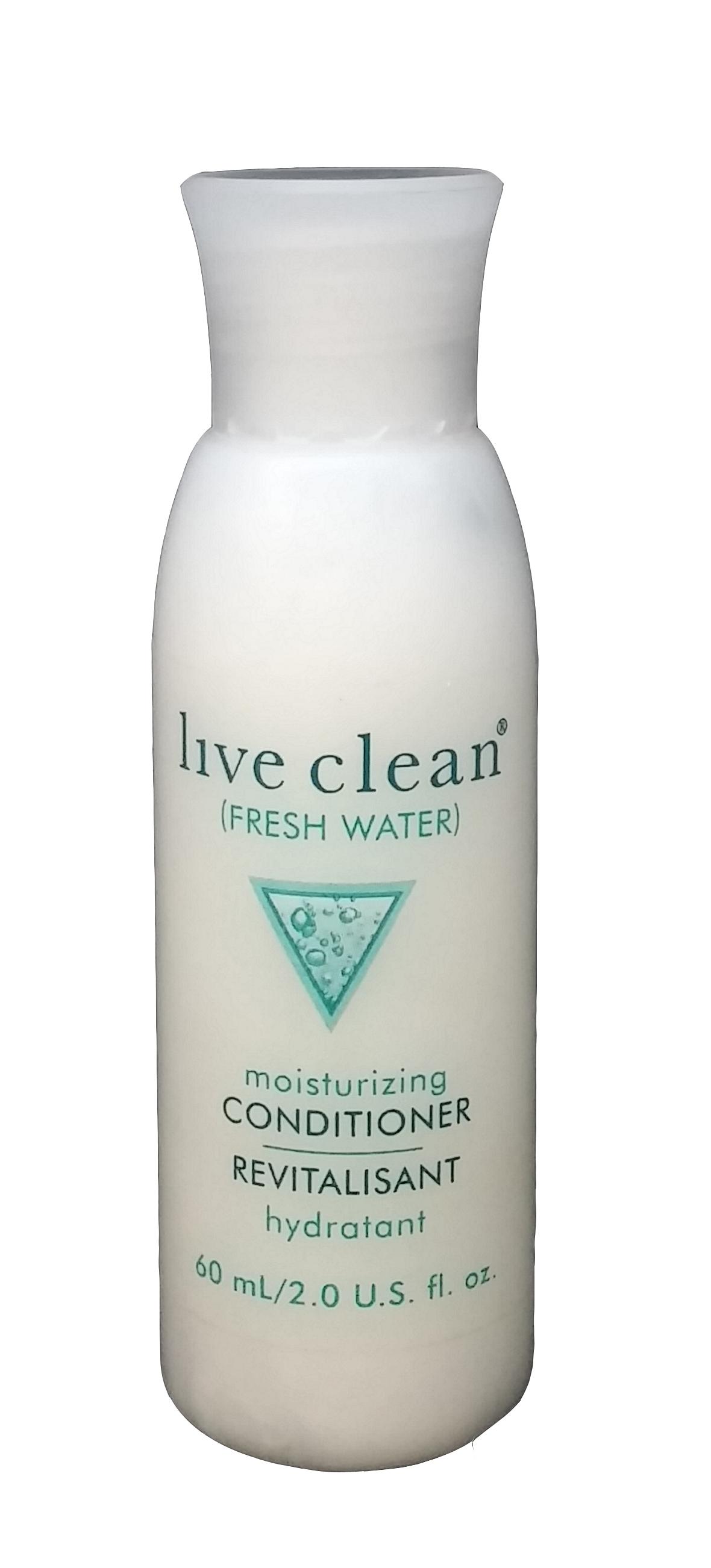 Live Clean Fresh Water Moisturizing Conditioner