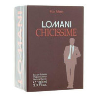 Lomani Chicissime Cologne 3.3 Oz Edt For Men - LOMC34SM