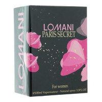 Lomani Paris Secret 3.3 Oz Edp For Woman - LOMPS34SW