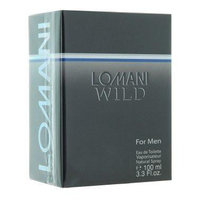 Lomani Wild Cologne 3.3 Oz Edt For Men - LOMW34SM