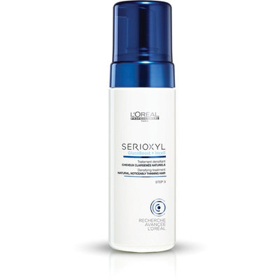 Loreal Professionnel L'Oreal Professionnel Serioxyl Densifying Treatment for Natural Thinning Hair (125ml)