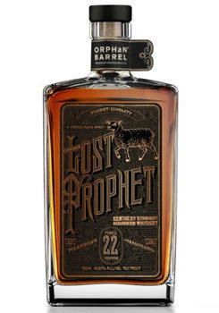 Orphan Barrel Lost Prophet 22 Years Kentucky Straight Bourbon Whiskey