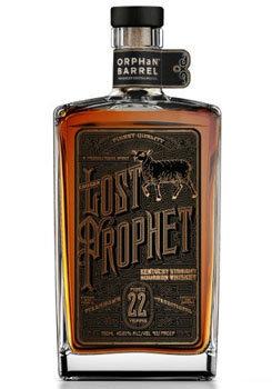 Orphan Barrel Lost Prophet 22 Years Kentucky Straight Bourbon Whiskey