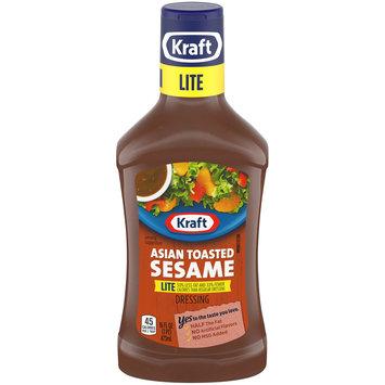 Kraft Asian Sesame Lite Dressing