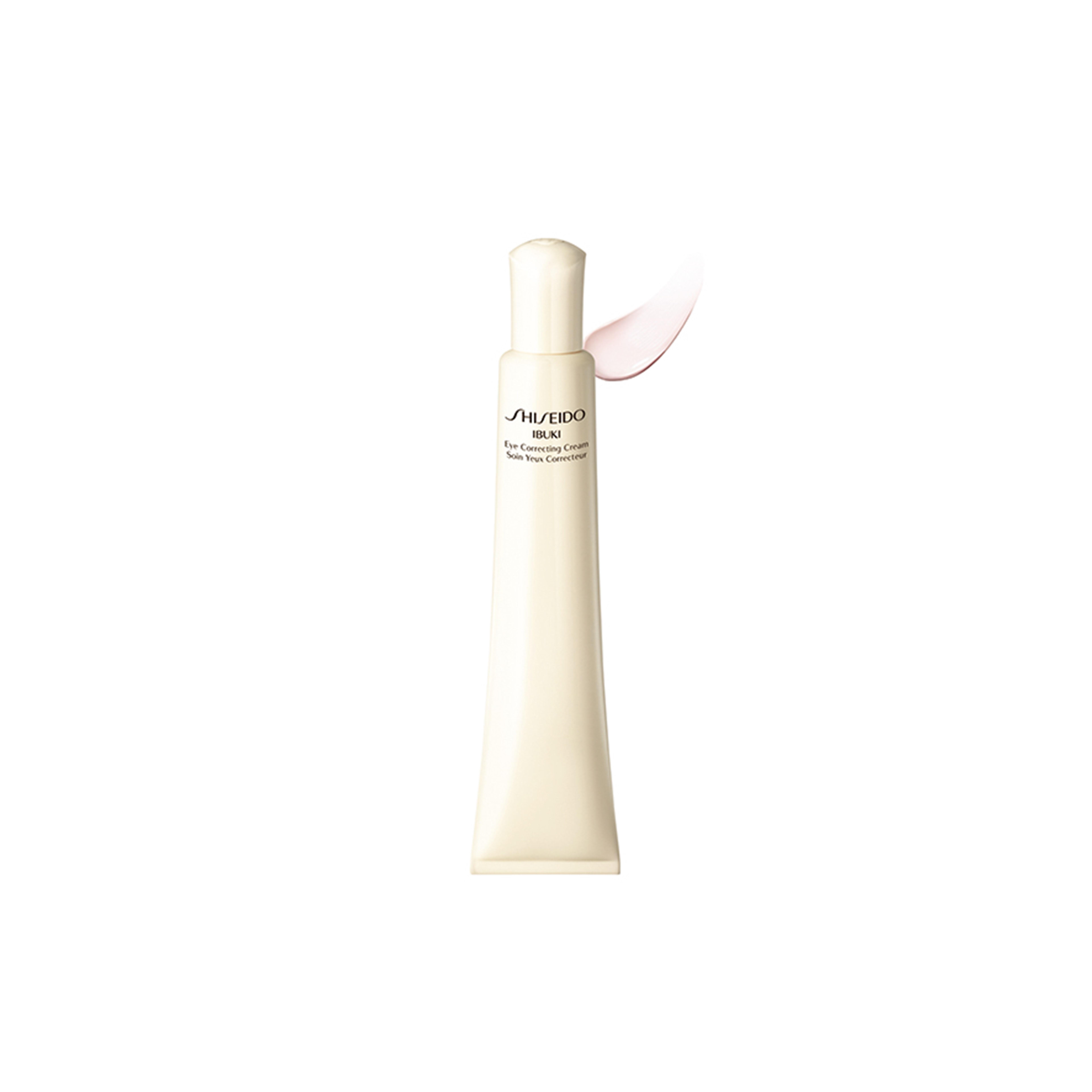 Shiseido Ibuki Eye Correcting Cream, 15 ml