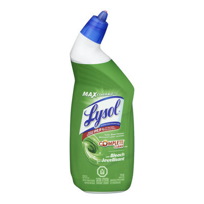 Lysol Complete Clean Toilet Bowl Cleaner