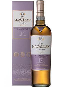 The Macallan Fine Oak 17 Year Old