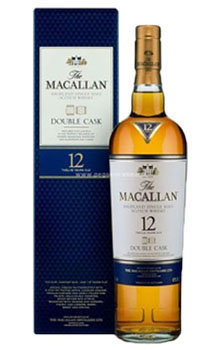 The Macallan 12 Year Old Single Malt Double Cask