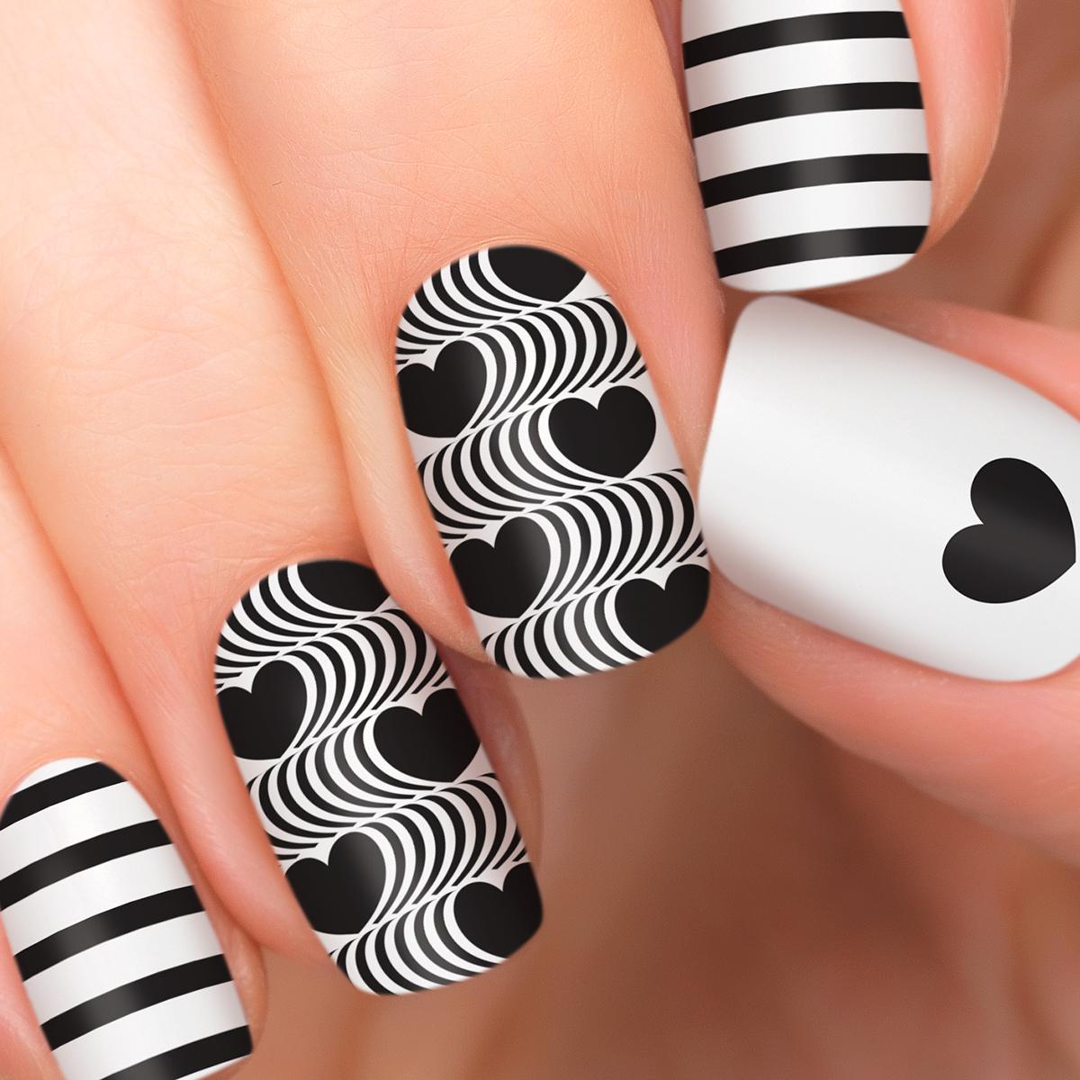Incoco.com Incoco Nail Polish Strips, Madly in Love