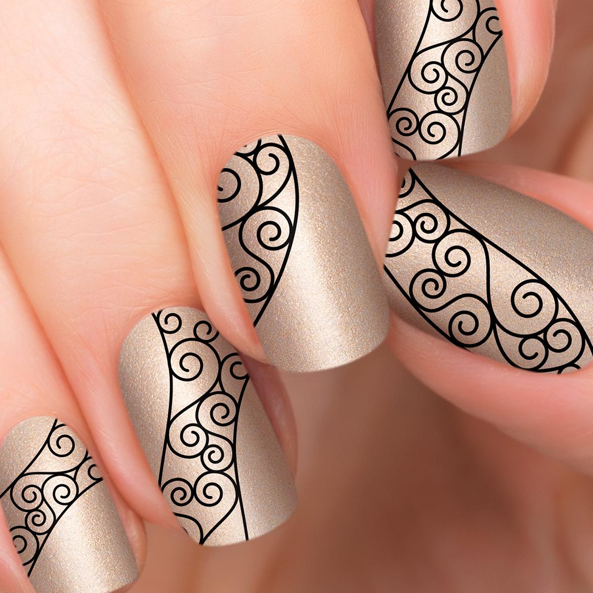 Incoco.com Incoco Nail Polish Strips, Magic Spell