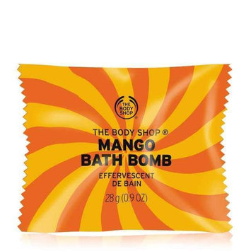 THE BODY SHOP® Mango Bath Bomb