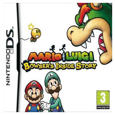 Nintendo Mario and Luigi: Bowser's Inside Story