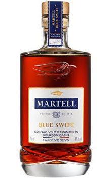 Martell Cognac Vsop Blue Swift Finished