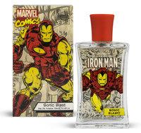Marvel Iron Man Sonic Blast Men Eau De Toilette EDT 2.5oz / 70ml