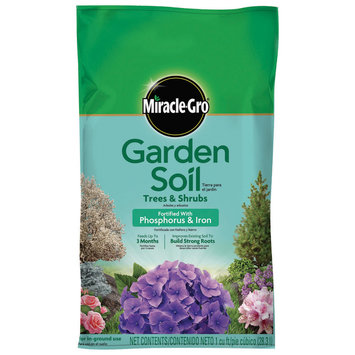 Miracle Gro Tree and Schrub 48.9lb Garden Soil (76059430)