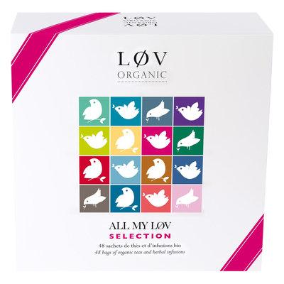 Lv Organic All My Lv Selection Gift Set