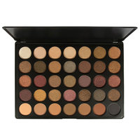 Morphe 35F - Fall Into Frost Eyeshadow Palette