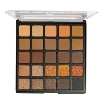 Morphe 25A Copper Spice Eyeshadow Palette