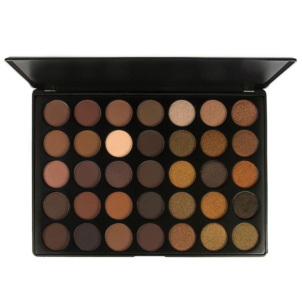 Morphe 35R Ready; Set; Gold! Eyeshadow Palette
