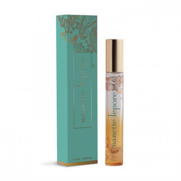 Nanette Lepore by Nanette Lepore, 0.34 oz Eau de Parfum Spray for Women