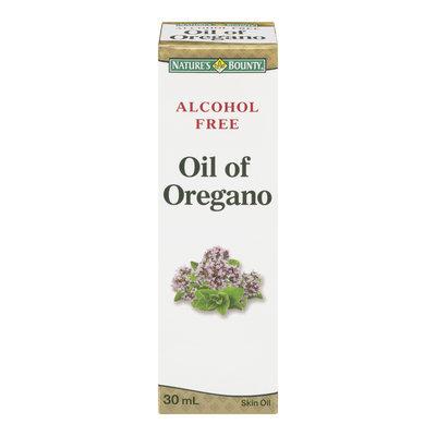 Nature's Bounty Oil of Oregano, Alcohol Free, 30 mL