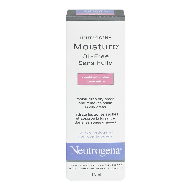 Neutrogena® Oil-Free Moisture Combination Skin