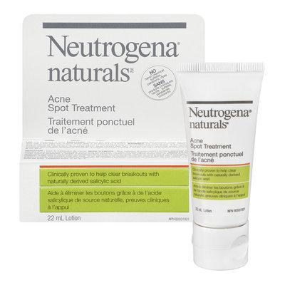 Neutrogena Naturals Acne Spot Treatment Lotion