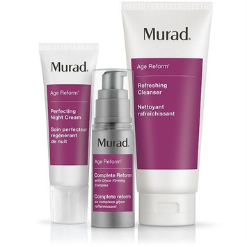 Murad Anti-Aging Night Regimen - 90 day supply - Murad Age Reform