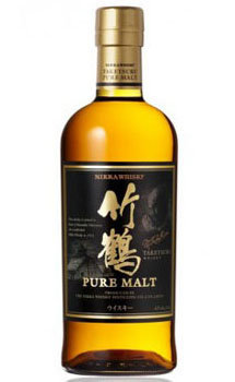 Nikka Whiksey Pure Malt Taketsuru Non Age