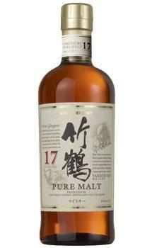 Nikka Whisky Pure Malt Taketsuru 17 Year