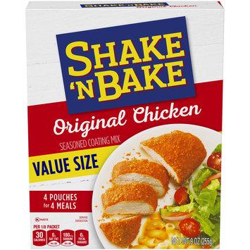 Shake 'N Bake Original Recipe Chicken Seasoned Coating Mix