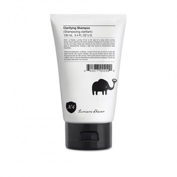 Number 4 Hair Care Number 4 Clarifying Shampoo - 3.4 oz.